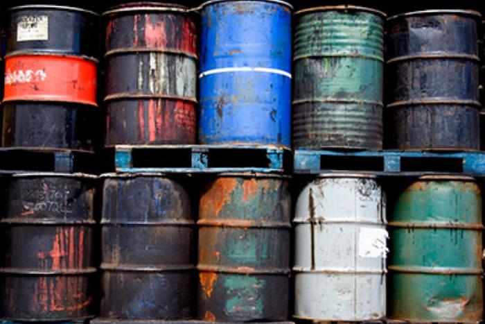 Drum Waste Disposal